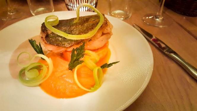 l'Ours Blanc - Restaurant - Paris