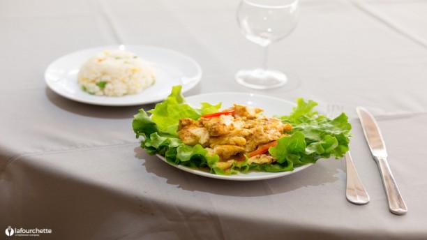 Restaurant Asian Hall Lyon