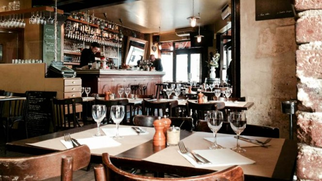 Le Centenaire - République - Restaurant - Paris