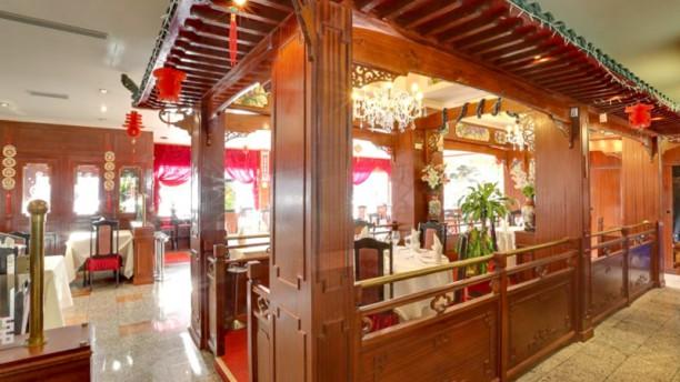 Le Bonheur de Pékin Vue de la salle