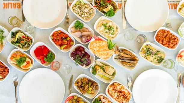 Akın Balık Chef's suggestions