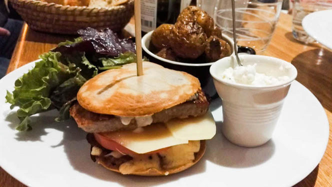 Burger - A Cursita, Paris
