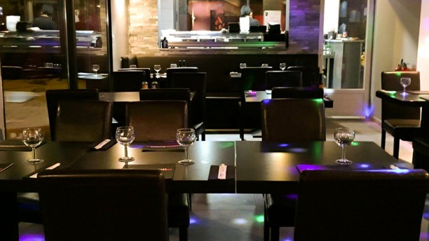 Le Cosmopolite Salle du restaurant