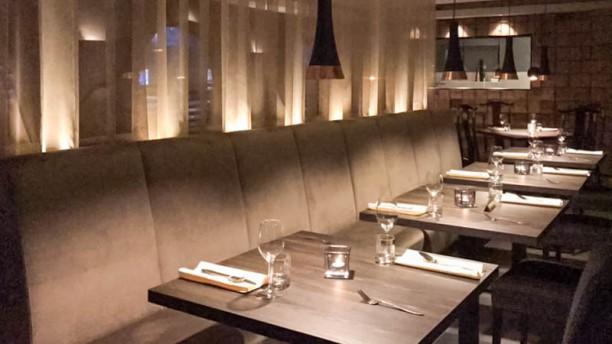 Mandarijn Het restaurant