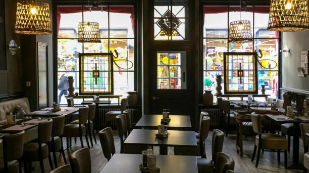 Restaurant Tydloos Enkhuizen Inrichting Tydloos