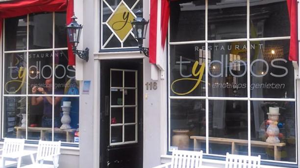 Restaurant Tydloos Enkhuizen Vooraanzicht