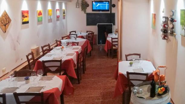 La Taverna Vista sala
