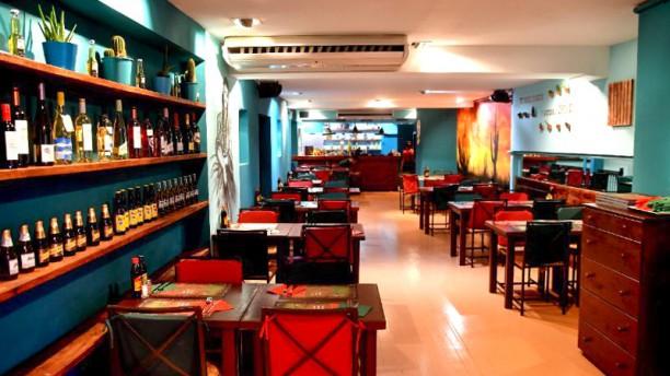 La Rima Sala del restaurante