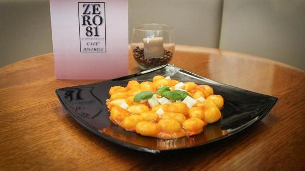 BAR Zero81 Café Bistrot Suggerimento dello chef