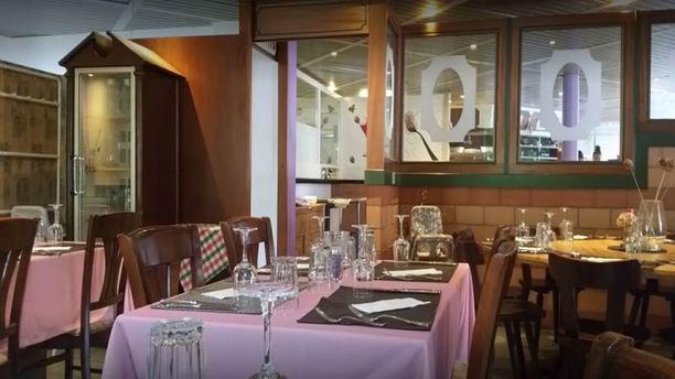 Restaurant des Terreaux La salle