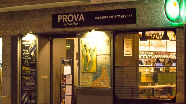 Prova by Presto Pizza Entrada