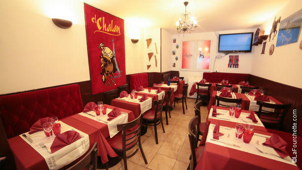 el chalan porte de versailles in restaurant reviews menu and prices thefork