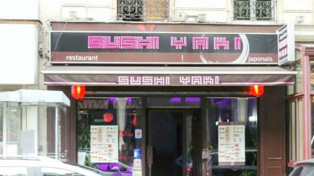 restaurant sushi yaki paris 75003 r publique menu avis prix et r servation. Black Bedroom Furniture Sets. Home Design Ideas