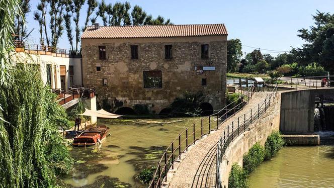 Ile du Gua Suites - Restaurant - Narbonne