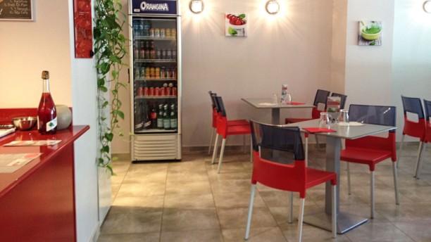 L'Italienne Salle du restaurant