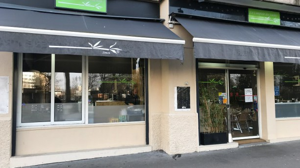 Le comptoir des sushis in paris restaurant reviews menu - Le comptoir paris restaurant ...