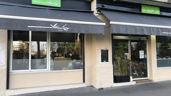 Le Comptoir des Sushis - Restaurant - Paris