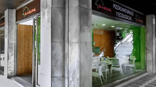 Al Natural Pizzería esterno