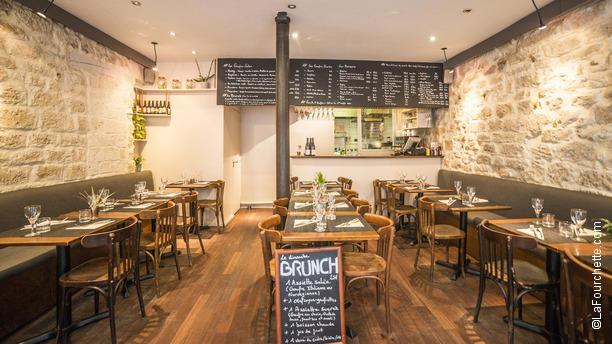 restaurant la gaufrerie paris 75002 ch telet les halles beaubourg op ra grands. Black Bedroom Furniture Sets. Home Design Ideas