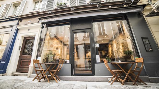 La Gaufrerie - Restaurant - Paris