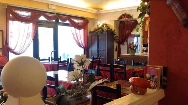 Pizzeria Trattoria ai Veneziani Vista sala