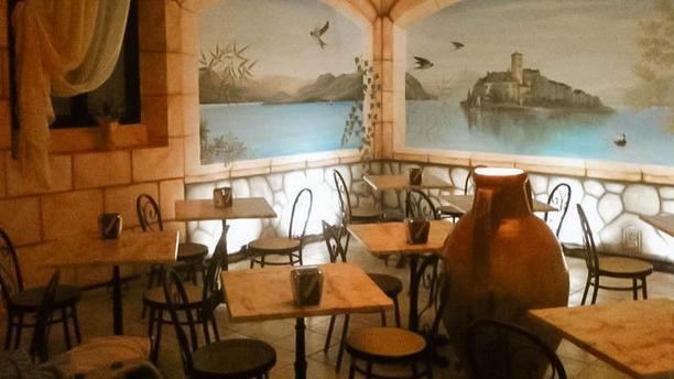 Elisir Wine Bar Grigliera sala