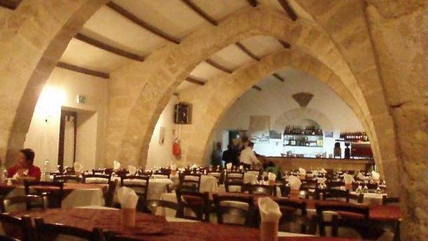 Trattoria del Sale cena in un vecchio mulino.JPG