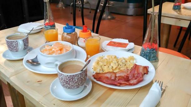 La Fombera Nuestros desayunos