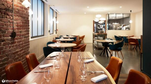 Restaurant ACCENTS Table Bourse A Paris 75002 Opera