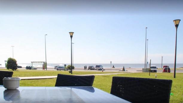 Mucaba Café Grill Esplanada e jardim