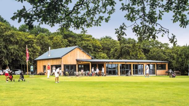 Restaurant Le Club - Golf de Guérande extérieur