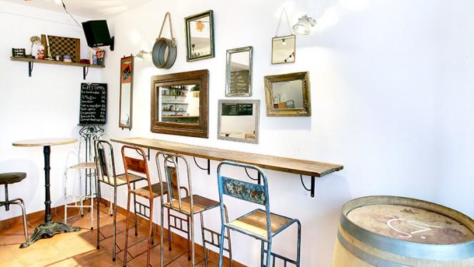 La P'tite Soeur - Restaurant - Paris