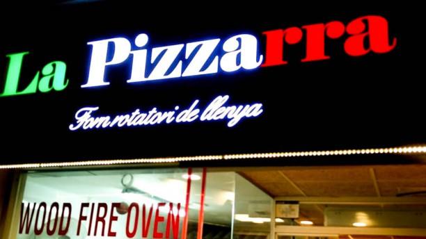 La Pizzarra Entrata