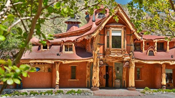 Casa Bosque Entrada