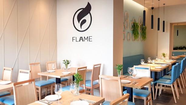 Flame Sala Interior