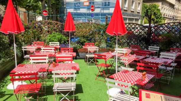 La Guinguette Boulogne In Boulogne Billancourt Restaurant