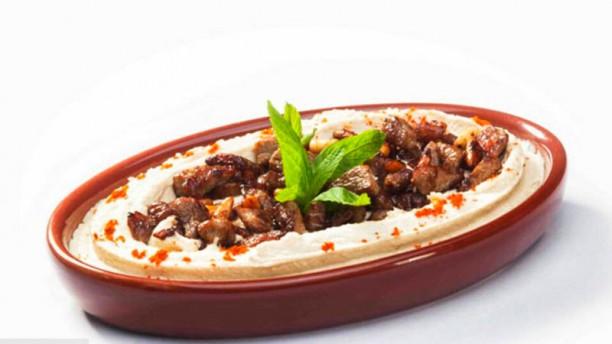 Hayta Meyhane Chef's suggestion