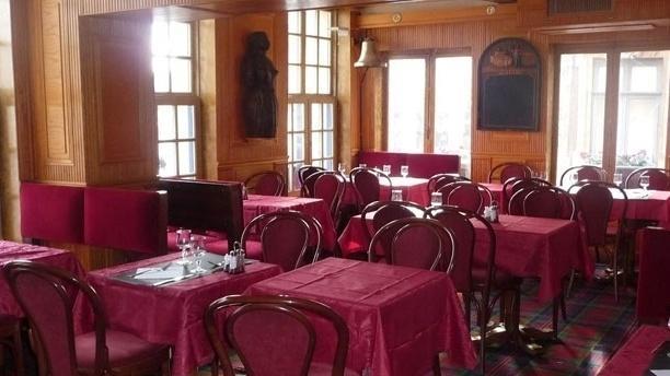 La Brasserie de la Cloche La salle