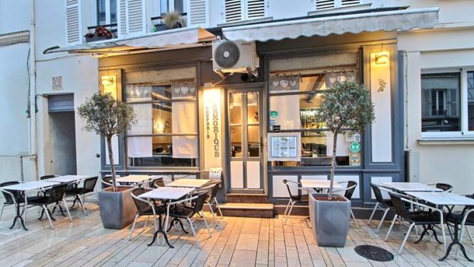 L'Armorique - Restaurant - Vincennes