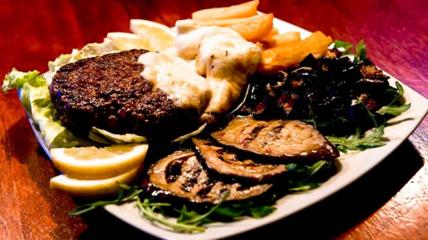 Nottingham Pub Suggerimento dello chef