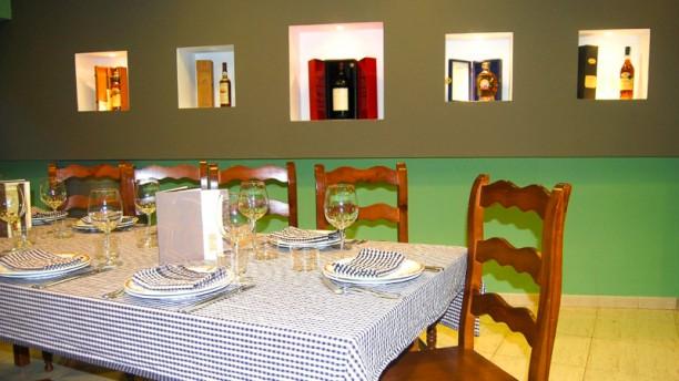 Restaurant Boig Vista sala