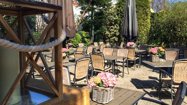 Restaurant De Watermolen Terras