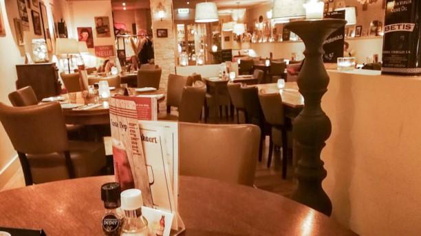 Restaurant Tante Bep Het restaurant