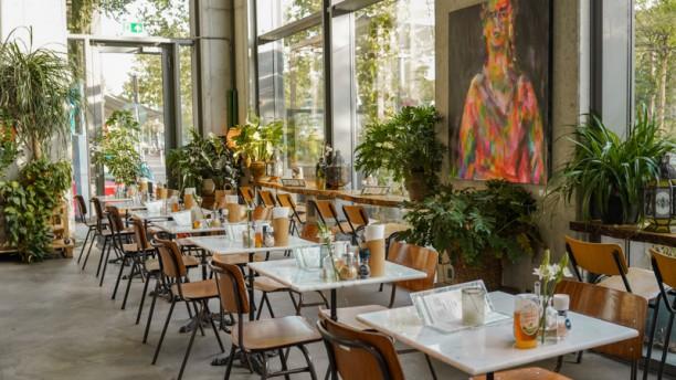 Benji's Café | EAST Het restaurant