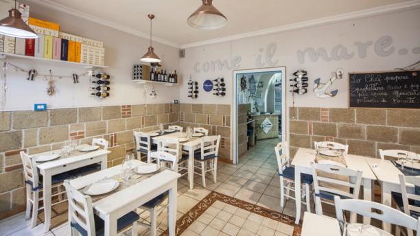 Osteria del Mare - Pesce & Champagne Vista sala