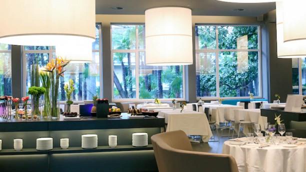 Aria Live Cooking Restaurant Veduta dell interno