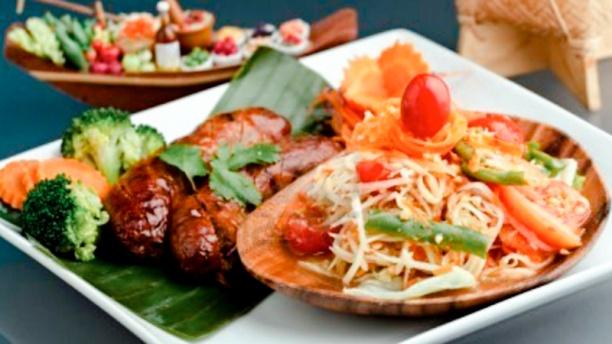 Restaurant restaurant la tha lande saint gingolph 74500 for Restaurant la cuisine dax