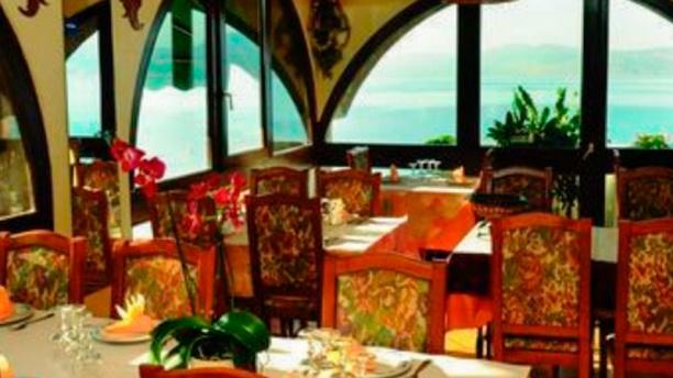 Restaurant La Thaïlande Vue salle