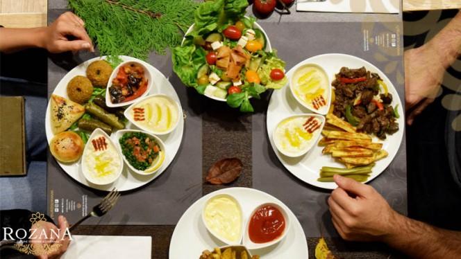 Rozana - Restaurant - Amiens