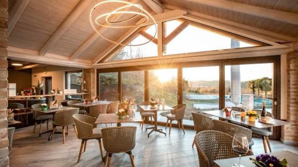 Anima Lounge & Bistro vista sala